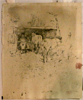 Horse Stable, mold, water damage, whistler, lithograph, soot